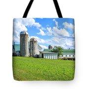 Vermont Farm Tote Bag