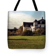 Vermont Farmhouse Tote Bag