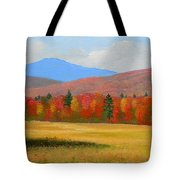 Vermont Haven Tote Bag