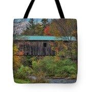 Vermont Rural Autumn Beauty Tote Bag