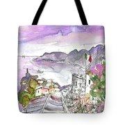 Vernazza In Italy 03 Tote Bag