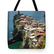 Vernazza Italy Tote Bag
