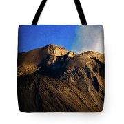 Vernazza On Fire Tote Bag