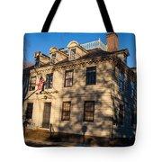 Vernon House Newport Rhode Island Tote Bag