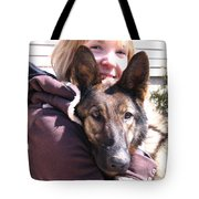 Vero Et Foxy Tote Bag