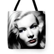 Veronica Lake Portrait #1 Tote Bag