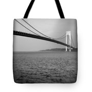 Verrazano Bridge 1 Tote Bag