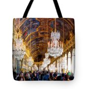 Versaille Assembly Tote Bag