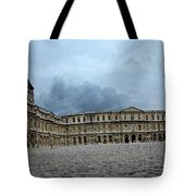 Versailles Courtyard Tote Bag