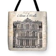 Versailles Tote Bag by Debbie DeWitt