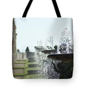 Versailles Fountains Tote Bag