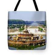 Versailles Garden Tote Bag