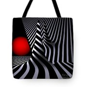 Versiera Opart Tote Bag by Issabild -
