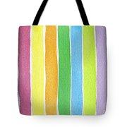Vertical Rhythm Tote Bag