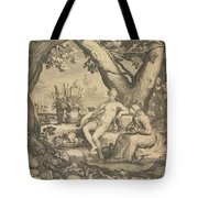 Vertumnus And Pomona, 1605  Tote Bag