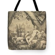 Vertumnus And Pomona Tote Bag
