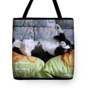 Very Corpulent Mz Kitterz Tote Bag