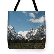 Very Grand Tetons Tote Bag