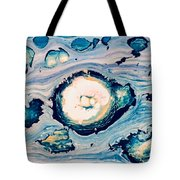 Occator On Ceres In My Eyes Tote Bag