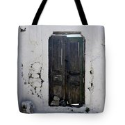 Very Old Door Tote Bag