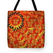 Very Sunny 2 Tote Bag