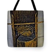 Very Very Ancient Chair For Kids. Tote Bag
