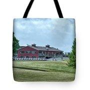 Vesper Hills Golf Club Tully New York 02 Tote Bag