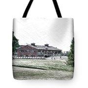 Vesper Hills Golf Club Tully New York Pa 01 Tote Bag