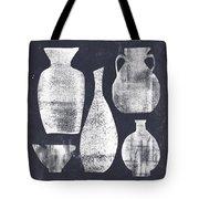 Vessel Sampler- Art By Linda Woods Tote Bag