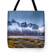 Vestrahorn Photographer Tote Bag by Mihai Andritoiu
