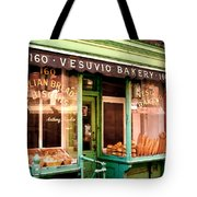 Vesuvio Bakery Tote Bag