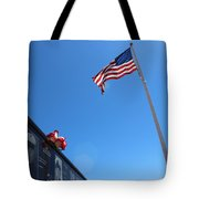 Veteran Tribute Tote Bag