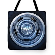 Vette Wheel Tote Bag