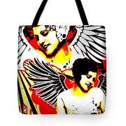 Vexed Angel Tote Bag