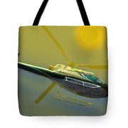 Vh Lee Flying In The Sun Tote Bag