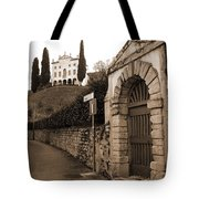 Via Fosse Tote Bag