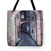 Via In Scanno Tote Bag