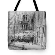 Via Veneto, Rome Tote Bag