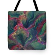 Vibrant Leaves Tote Bag