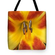 Vibrant Lilly Tote Bag