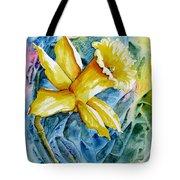 Vibrant Spring Tote Bag