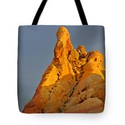 Vibrant Valley Of Fire Tote Bag