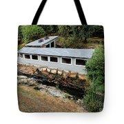 Vichy Springs Resort Carbonated Hot Springs Tote Bag
