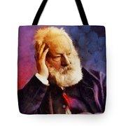 Victor Hugo, Literary Legend Tote Bag