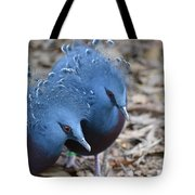 Victoria Crowned Pigeon 5 Tote Bag