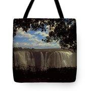 Victoria Falls, Zimbabwe Tote Bag