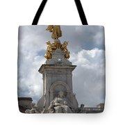 Victoria Memorial Tote Bag