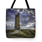 Victoria Tower Castle Hill Huddersfield 2 Tote Bag