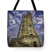 Victoria Tower Castle Hill Huddersfield 4 Tote Bag