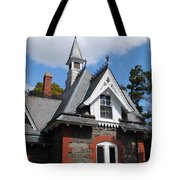 Victorian At The Old Soldiers Home Tote Bag